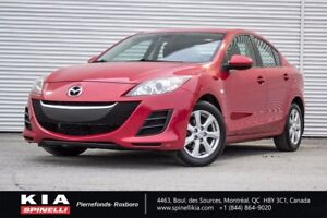 2010 Mazda Mazda3 GS TOIT MAGS A/C 70 000KM ROOF
