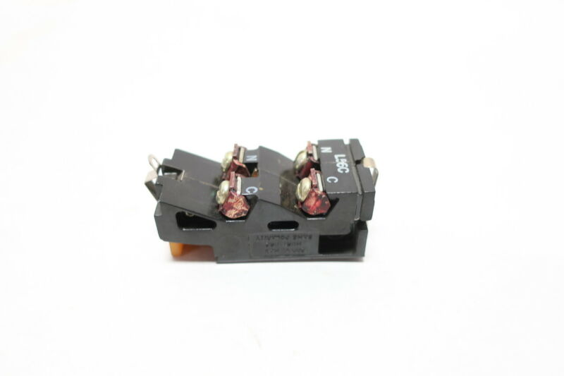 Westinghouse L56C Auxiliary Contact