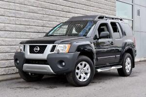 2012 Nissan Xterra *SV*4X4*AUTOM*A/C*NOIR*ROCKFORD FOSGATE*