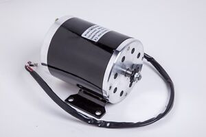 48 Volt 1000 Watt Drive Motor w Base Electric Scooter Bike 48V 1000W E Bike