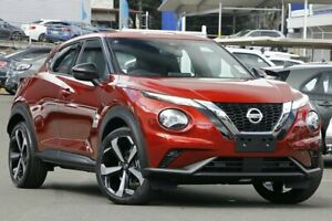 2020 Nissan Juke F16 ST-L DCT 2WD Red 7 Speed Sports Automatic Dual Clutch Hatchback