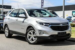 2019 Holden Equinox EQ MY18 LT FWD Silver 6 Speed Sports Automatic Wagon Rockingham Rockingham Area Preview