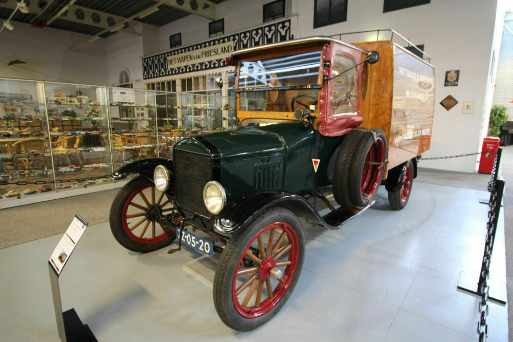 Ford T Truck 1920