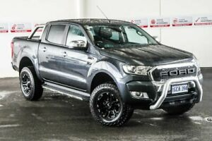 2016 Ford Ranger PX MkII XLT 3.2 (4x4) 6 Speed Automatic Double Cab Pick Up