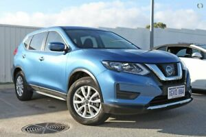 2019 Nissan X-Trail T32 Series II ST X-tronic 2WD Blue 7 Speed Constant Variable Wagon Rockingham Rockingham Area Preview