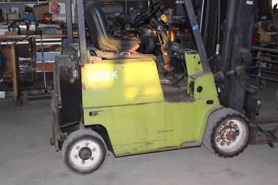 Clark C 500 -580 Forklift Wheels Tires Parts
