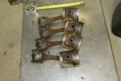 Case Va Tractor Parts Rods And Pistons