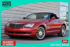 2007 Chrysler Crossfire *DECAPOTABLE*MANUELLE*65000KM*TRES PROPR