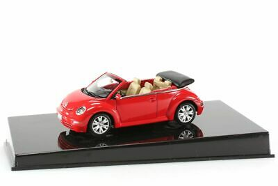 VW New Beetle rouge 1/43