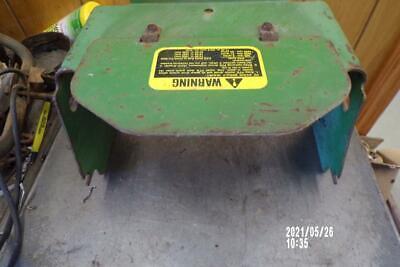 Original John Deere 820-1020-1530 Tractor Pto Shield Jd 1520-2020-2030-2040