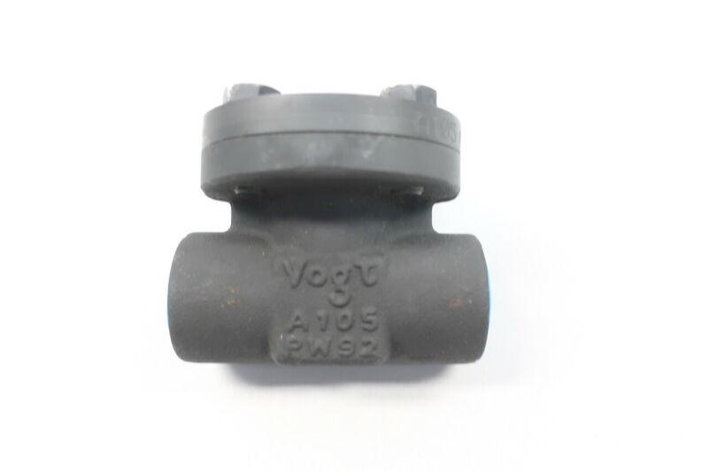 Flowserve S701NH Vogt Steel Check Valve 1975psi 800 1/2in Npt