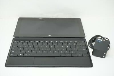 Microsoft Surface Pro 2 128GB Model 1601 WiFi 4GB RAM Black Used Working G170