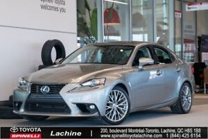 2016 Lexus IS 300 AWD IMPECCABLE! AWD! FULLY EQUIPPED! CAMERA! L