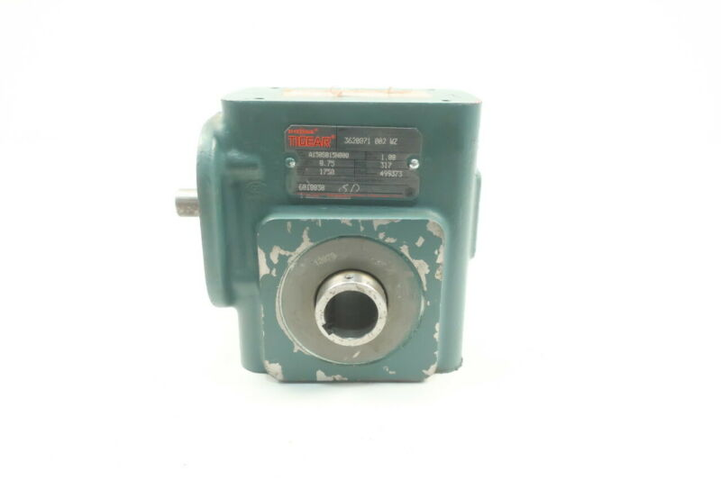 Dodge Tigear Gear Reducer 5/8in 1in 3/4hp