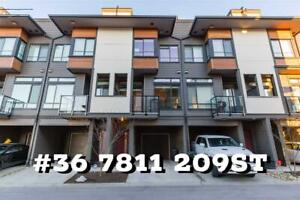 36 7811 209 STREET Langley, British Columbia