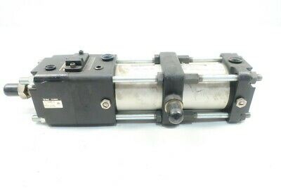 Smc Clatn63-125-e Double Acting Pneumatic Cylinder 63mm 38in 145psi 125mm