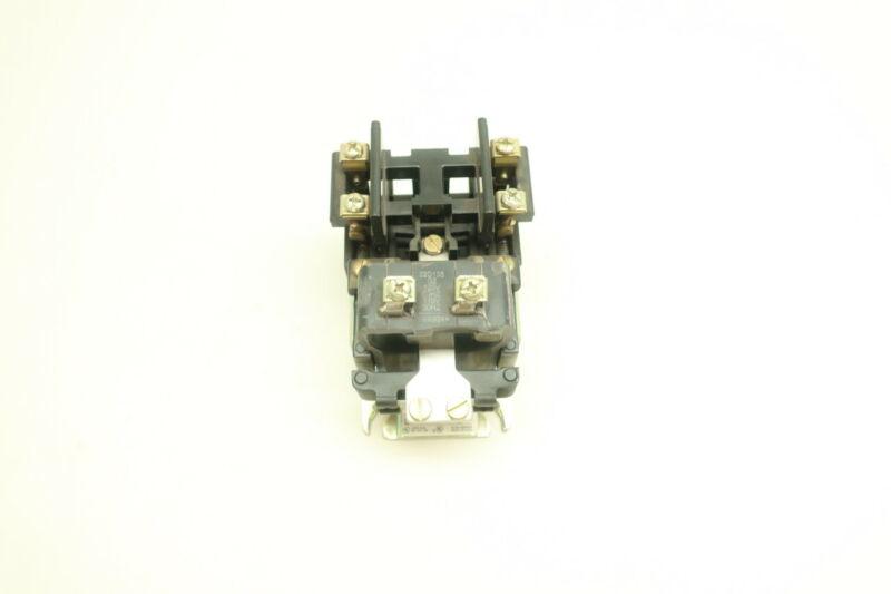 General Electric Ge CR260L20CA021AA0 Lighting Contactor 120v-ac