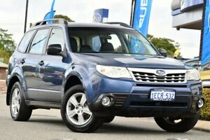 2012 Subaru Forester S3 MY12 X AWD Marine Blue 4 Speed Sports Automatic Wagon Melville Melville Area Preview
