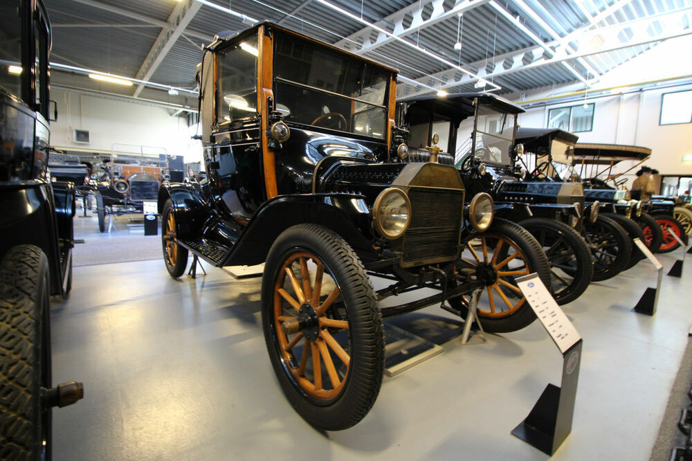 Ford T Coupelet 1915