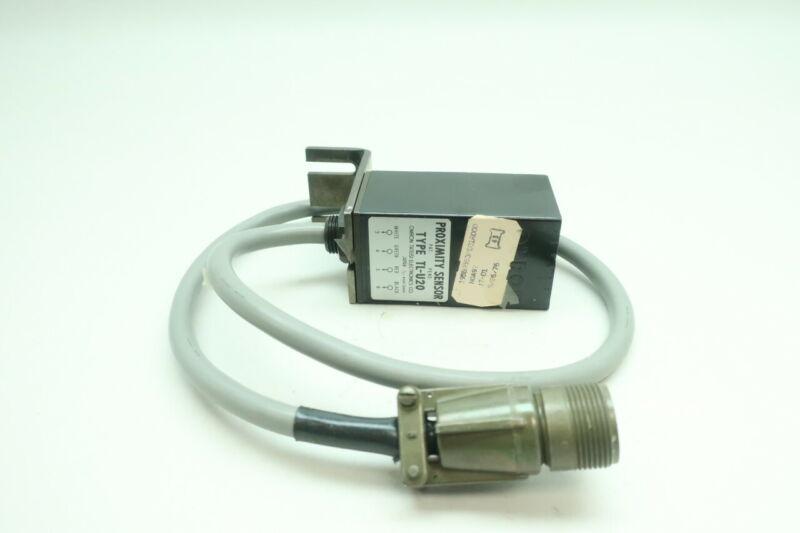 Omron TL-U20 Proximity Sensor