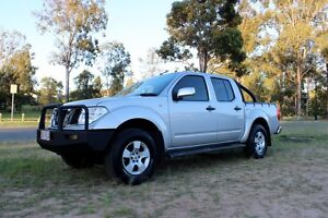 D40 Nissan Navara Ute STX 4x4 -Very Low kms -Excellent condition Augustine Heights Ipswich City Preview