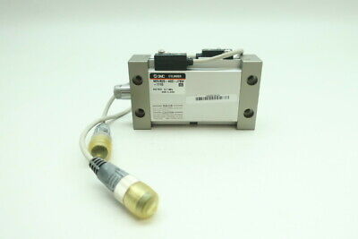 Smc Mdub25-40d-j79w-111g Double Acting Pneumatic Cylinder 25mm 40mm 0.7mpa