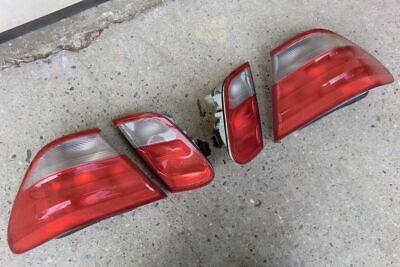 Mercedes Benz CLK W208 Rücklicht Rückleuchte Rücklichter Rückleuchten Lichter 4