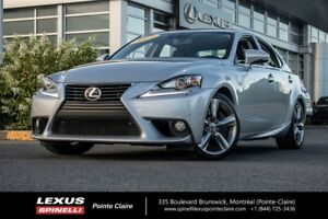 2014 Lexus IS 350 LUXURY, NAVIGATION VERY CLEAN WELL MAINTAINED