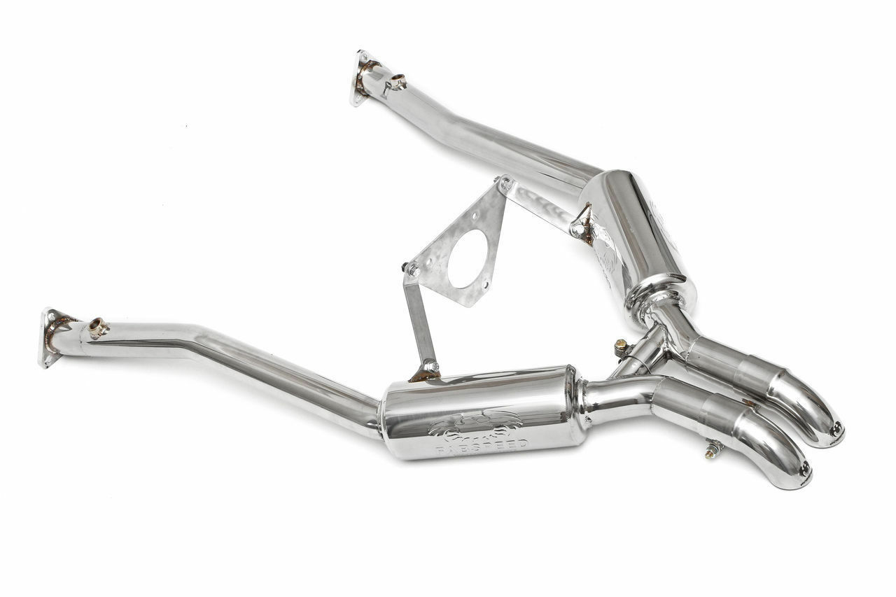 FABSPEED COMPETITION RACE EXHAUST SYSTEM fits 1997-2004
