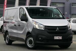 2020 Mitsubishi Express SN MY21 GLX SWB DCT Silver 6 Speed Sports Automatic Dual Clutch Van