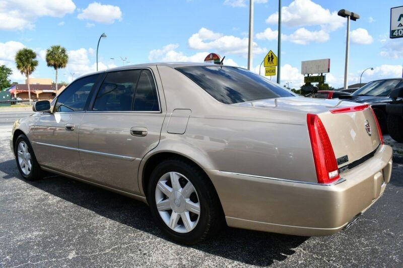 Image 6 Voiture Américaine d'occasion Cadillac DTS 2006