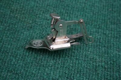 Wilcox and Gibbs  Ruffler Willcox Chain Stitch Sewing Machine