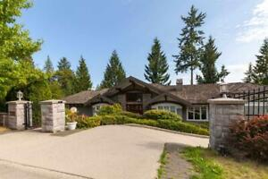 1620 CHIPPENDALE ROAD West Vancouver, British Columbia