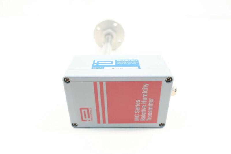 Panametrics MC-HTD-33 Relative Humidity Transmitter