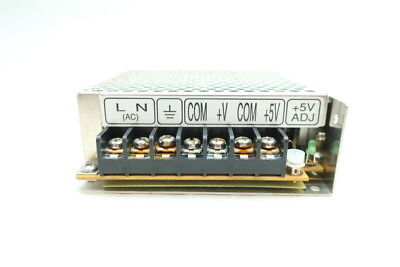 Mean Well Rd-50b Power Supply 100-240v-ac 1.4a Amp 24v-dc
