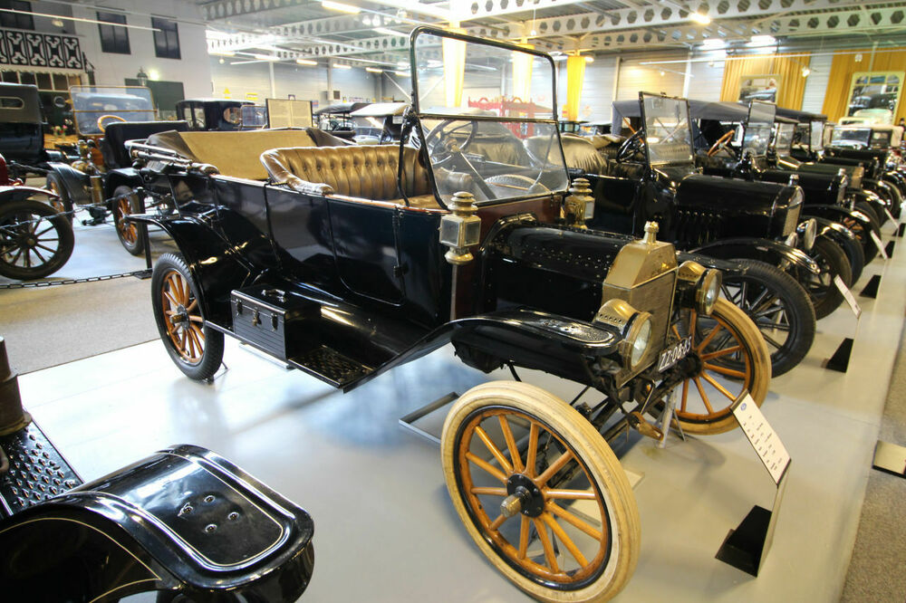 Ford T Open Touring 1914