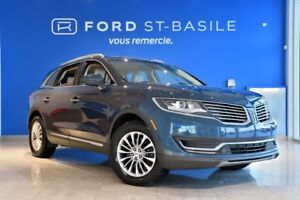 2016 Lincoln MKX SELECT VERY CLEAN AND WELL EQUIPPED