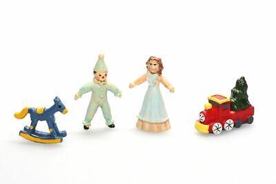Ensemble de 4 jouets 1/12