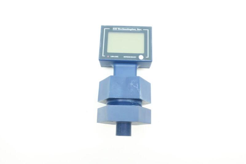 Ssi Technologies Digital Fluid-trac Liquid Level Meter