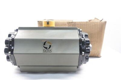 Radius As-100 Pneumatic Valve Actuator 120psi