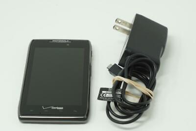 Motorola Droid RAZR MAXX XT912 Verizon 16GB Clean ESN Cell Phone Good Used B0406