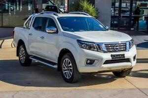 2020 Nissan Navara D23 S4 MY20 ST-X 4x2 White 7 Speed Sports Automatic Utility