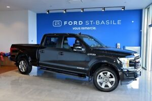 2018 Ford F150 4x4 - Supercrew Lariat - 157 WB Winter tires incl