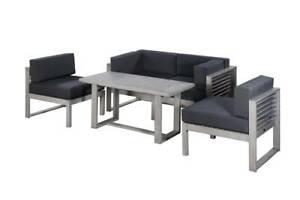 MONACO CASUAL DINING TABLE - NEW WHITE WASH FINISH