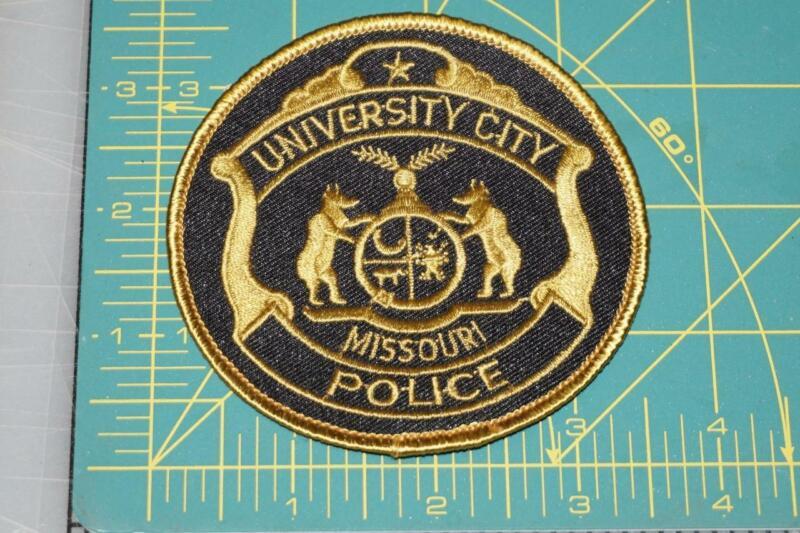 UNIVERSITY CITY MISSOURI POLICE DEPT. PATCH (526)