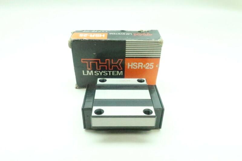 Thk HSR25A1SS(GK) Linear Bearing Block