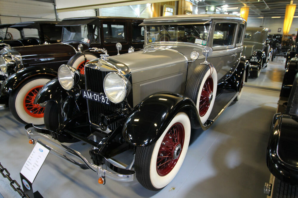 Lincoln 179 Coupe 1930