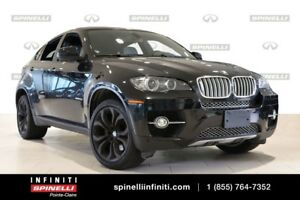 2012 BMW X6 50i EXECUTIVE MAGS, ROOF, GPS, EXECUTIVE PACKAGE