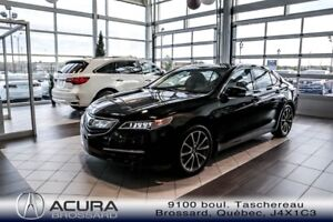 2016 Acura TLX V6 Tech / DÉMARREUR A DISTANCE Very low mileage!