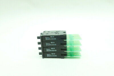 Idec Dgbn-031d 4 Digit Thumbwheel Switch Panel Counter